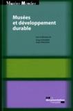Serge Chaumier et Aude Porcedda - Musées et développement durable.