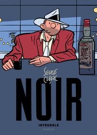 Serge Clerc - Noir - Intégrale.