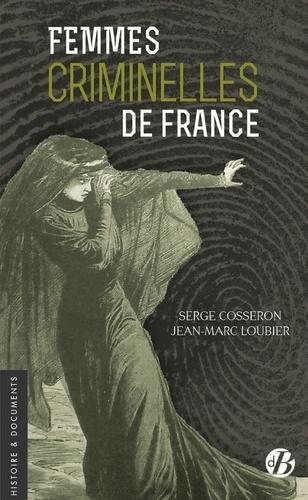 Femmes criminelles de France