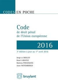 Code de droit pénal de lUnion Européenne.pdf