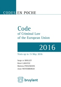 Code of Criminal Law of the European Union.pdf