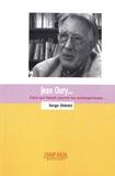 Serge Didelet - Jean Oury - Celui qui faisait sourire les schizophrènes....