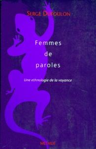 Serge Dufoulon - .