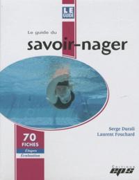 Le guide du savoir-nager - Serge Durali pdf epub