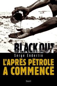 Serge Enderlin - L'après-pétrole a commencé.