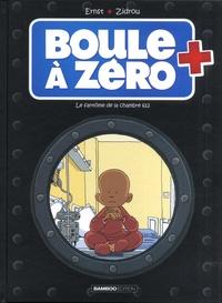 Serge Ernst et  Zidrou - Boule à zéro Tome 8 : Le fantôme de la chambre 612.