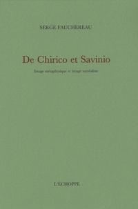 De Chirico et Savinio - Image métaphysique et image surréaliste.pdf