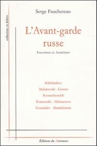 Lavant-garde russe - Futuristes et Acméistes.pdf