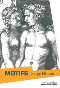 Serge Filippini - Motifs - Autoportrait.