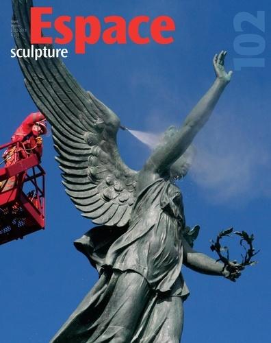 Espace Sculpture. No. 102, Hiver 2012-2013. Sculpture et restauration