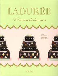 Serge Gleizes - Ladurée - Fabricant de douceurs.