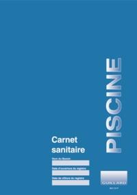 Histoiresdenlire.be Carnet sanitaire des eaux de piscine Image