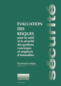 Serge Guillard - Document unique d'évaluation des risques pour immeuble d'habitation (copropriété, HLM).