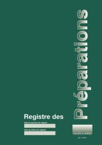 Openwetlab.it Registre des préparations - Pharmacie Image