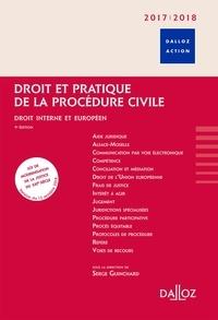 Deedr.fr Droit et pratique de la procédure civile - Droit interne et européen Image