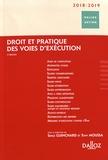 Serge Guinchard et Tony Moussa - Droit et pratique des voies d'exécution.