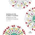 Serge Guinot Studio - Mandalas avec des fleurs et des plantes.
