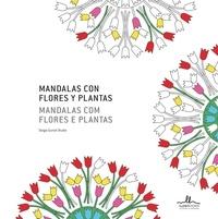 Deedr.fr Mandalas avec des fleurs et des plantes Image