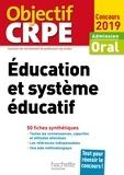 Serge Herreman et Catherine Boyer - Education et système éducatif - Admission oral.
