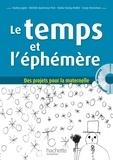 Serge Herreman - Le temps et l'éphémère. 1 Cédérom