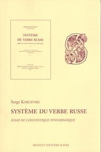 Système du verbe russe- Essai de linguistique synchronique - Serge Karcevski   Showmesound.org