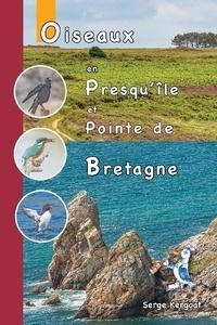 Serge Kergoat - Oiseaux de la presqu'ile de Crozon et de la pointe Bretagne.
