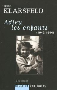 Deedr.fr Adieu les enfants (1942-1944) Image