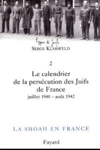 Serge Klarsfeld - .