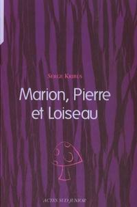 Galabria.be Marion, Pierre et Loiseau Image
