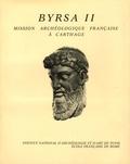 Serge Lancel et Jean-Paul Morel - Byrsa II Mission archéologique française à Carthage - Rapports préliminaires sur les fouilles 1977-1978 : niveaux et vestiges puniques.