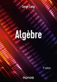 Serge Lang - Algèbre.