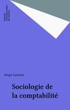 Serge Launois - Sociologie de la comptabilité.