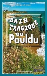 Serge Le Gall - Bain tragique au Pouldu.