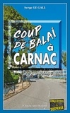 Serge Le Gall - Coup de balai à Carnac.