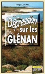 Serge Le Gall - Dépression sur les Glénan.