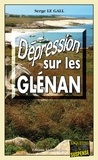 Serge Le Gall - Landowski  : Dépression sur les Glénan - Les enquêtes du commissaire Landowski - Tome 13.