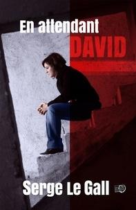 Serge Le Gall - En attendant David.