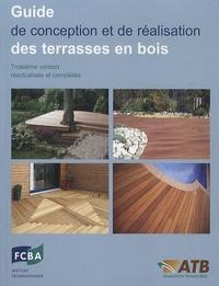 Serge Le Nevé - Guide de conception et de réalisation des terrasses en bois.