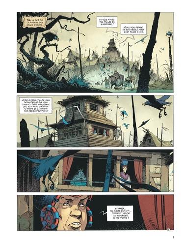 La Quête de l'oiseau du temps - Avant la Quête Tome 5 L'emprise