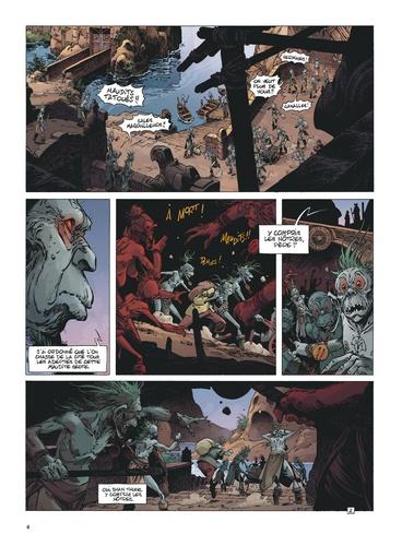 La Quête de l'oiseau du temps - Avant la Quête Tome 6 Kryll