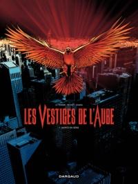 Serge Le Tendre et Frédéric Peynet - Les Vestiges de l'Aube Tome 1 : Morts en série.
