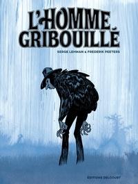 Serge Lehman - L'Homme gribouillé.
