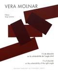 Serge Lemoine - Vera Molnar - 1% de désordre ou la vulnérabilité de l'angle droit.