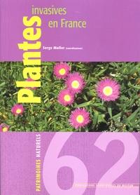 Serge Muller et Annie Aboucaya - Plantes invasives en France - Etat des connaissances et propositions d'actions, édition bilingue français-anglais.