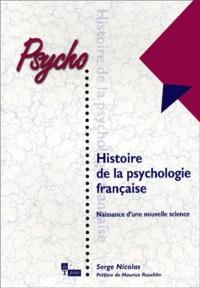 Corridashivernales.be Histoire de la psychologie française. Naissance d'une nouvelle science Image
