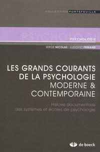 Openwetlab.it Les grands courants de la psychologie moderne et contemporaine - Histoire documentaire des systèmes et écoles de psychologie Image