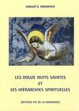 Serge-O Prokofieff - Les douze nuits saintes et les hiérarchies spirituelles.