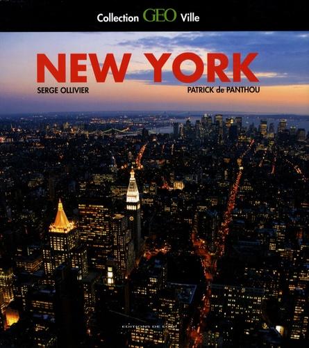 Serge Ollivier - New York.