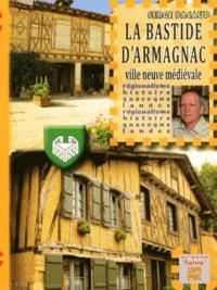 Serge Pacaud - La bastide d'Armagnac - Ville neuve médiévale.