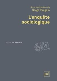 Serge Paugam - L'enquête sociologique.